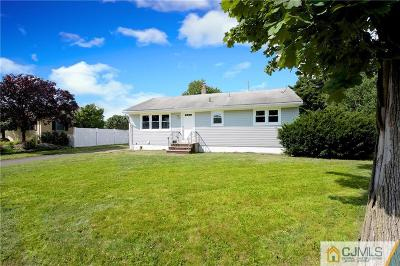 Somerset County Single Family Home For Sale: 526 Harrison Avenue