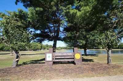 South Plainfield Single Family Home For Sale: 0000 Tremont Avenue