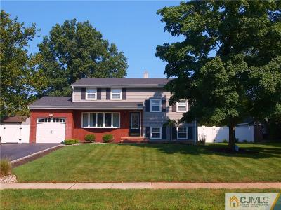 Piscataway Single Family Home For Sale: 314 Rivercrest Drive