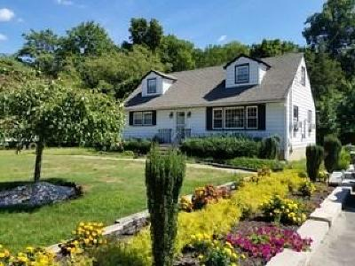 Monroe Single Family Home For Sale: 589 Englishtown Road