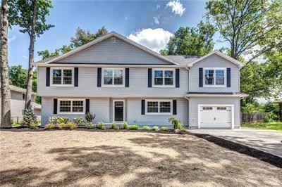 Edison Single Family Home For Sale: 124 Dorothy Avenue