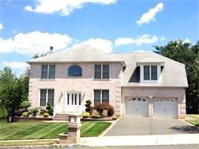 Sayreville Single Family Home For Sale: 10 Strek Drive