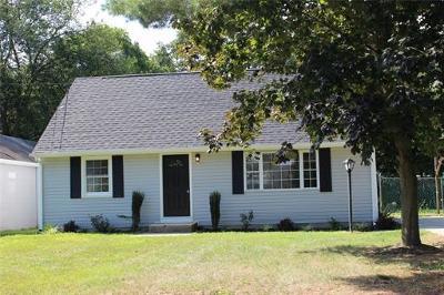 Monroe Single Family Home For Sale: 1 Sarah Lane