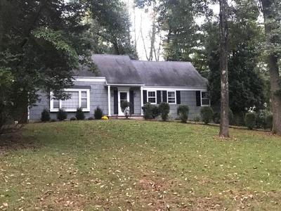 Somerset County Single Family Home For Sale: 24 Blossom Drive