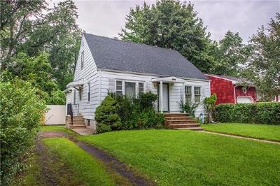 South Plainfield Single Family Home For Sale: 418 Highland Avenue