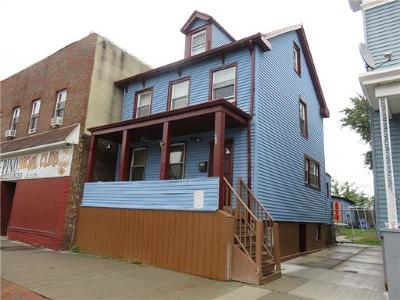 Perth Amboy Single Family Home For Sale: 422 State Street