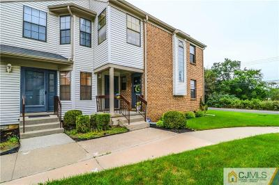 Sayreville Condo/Townhouse For Sale: 2906 Lighthouse Lane