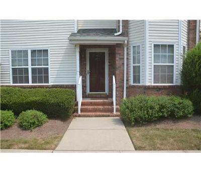 Piscataway Condo/Townhouse For Sale: 256 Pinelli Drive