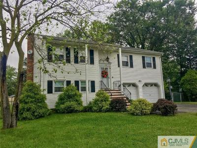 South Plainfield Single Family Home Active - Atty Revu: 1520 New Durham Road