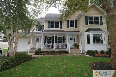 Metuchen Single Family Home For Sale: 70 Willow Road