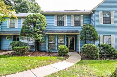 Edison Condo/Townhouse For Sale: 1804 Timber Oaks Road