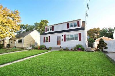 Sayreville Single Family Home For Sale: 92 Coolidge Avenue