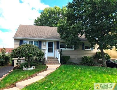 Iselin Single Family Home Active - Atty Revu: 25 Winter Street