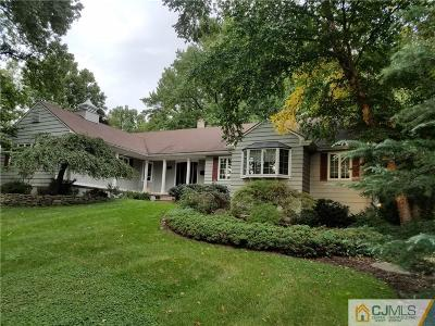 Metuchen Single Family Home Active - Atty Revu: 94 Linden Avenue