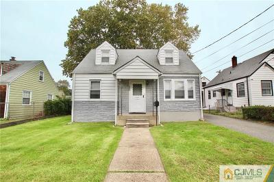 Sayreville Single Family Home For Sale: 228 9th Street