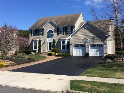 Monroe Single Family Home For Sale: 520 Spotswood Gravel Hill Road