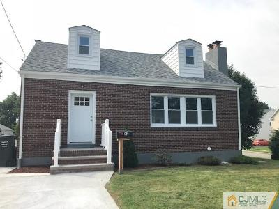 Fords Single Family Home For Sale: 62 Pitman Avenue