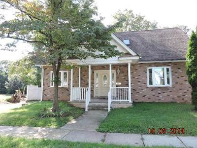 Rahway Single Family Home For Sale: 172 Linden Avenue