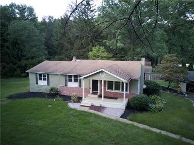 Old Bridge Single Family Home For Sale: 1565 Englishtown Road
