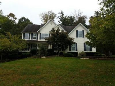 Monroe Single Family Home For Sale: 14 Bard Drive