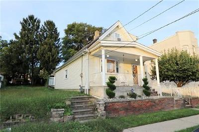 Perth Amboy Single Family Home For Sale: 398 Lawrie Street