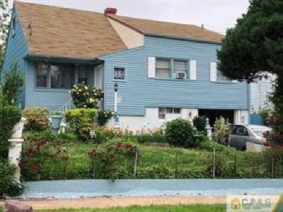 Fords Single Family Home For Sale: 383 Ford Avenue