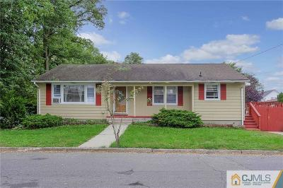 East Brunswick Single Family Home For Sale: 239 Willow Street