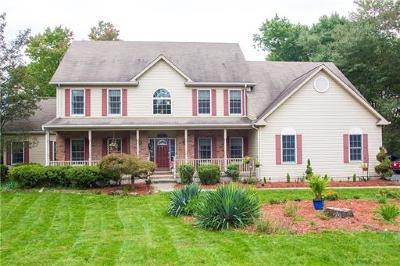 Somerset County Single Family Home For Sale: 14 Mansfield Road