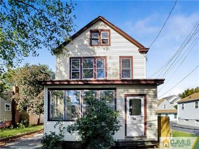 Fords Multi Family Home For Sale: 39 Jersey Avenue