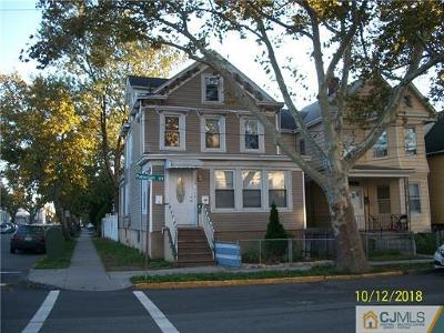 Perth Amboy Multi Family Home For Sale: 201 Patterson Street