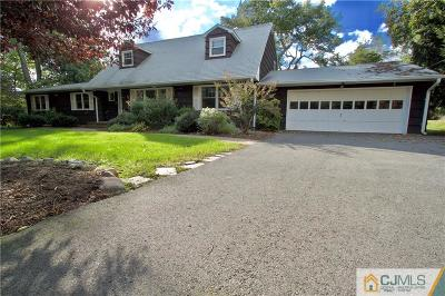 Piscataway Single Family Home For Sale: 32 Ross Hall Boulevard N