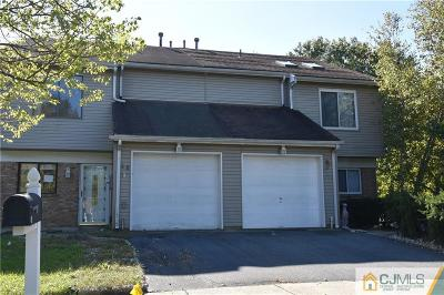 Old Bridge NJ Condo/Townhouse For Sale: $319,900