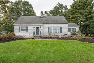 Somerset County Single Family Home For Sale: 1357 Mount Vernon Road