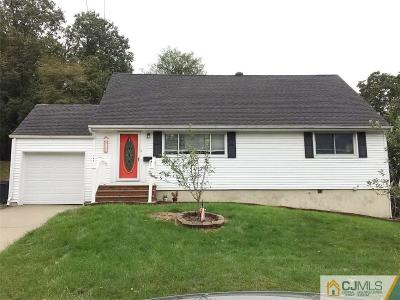 Old Bridge NJ Single Family Home For Sale: $369,900