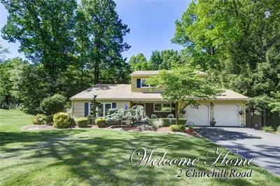 East Brunswick Single Family Home For Sale: 2 Churchill Road