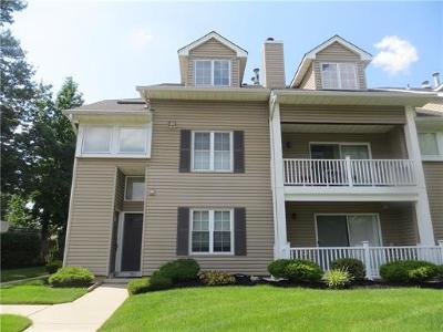 Iselin Condo/Townhouse For Sale: 903 Montague Avenue #903