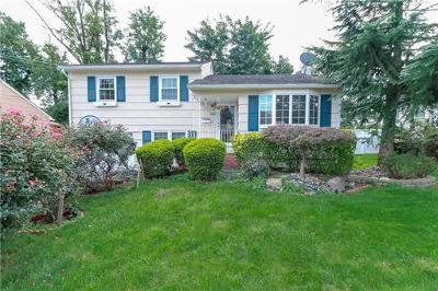 Iselin Single Family Home For Sale: 252 E Louis Place