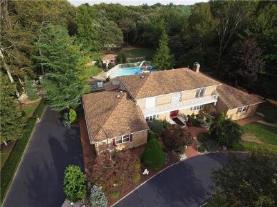 Single Family Home For Sale: 555 Spotswood Englishtown Road