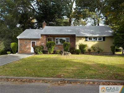 South Plainfield Single Family Home For Sale: 908 Harrison Avenue