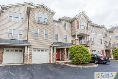 Piscataway Condo/Townhouse For Sale: 254 River Road