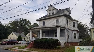 Fords Single Family Home For Sale: 86 Ford Avenue