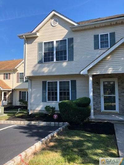 Somerset County Condo/Townhouse For Sale: 34b Henry Street