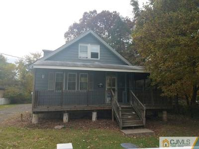 Colonia Single Family Home For Sale: 127 N Hill Road