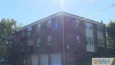 Somerset County Condo/Townhouse For Sale: 16 Dartmouth Avenue Avenue #C-2B