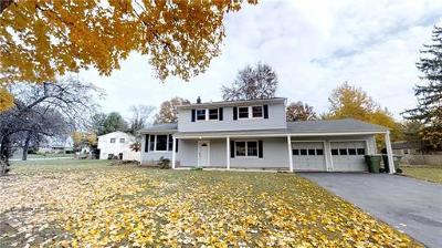 Edison Single Family Home For Sale: 17 Mary Ellen Drive