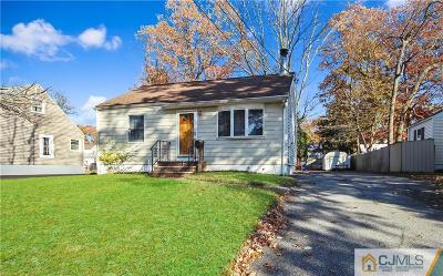 East Brunswick Single Family Home For Sale: 16 W Zoller Road