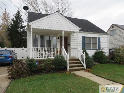 Sayreville Single Family Home For Sale: 26 2nd Street
