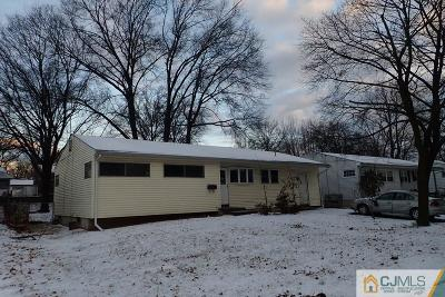 Single Family Home For Sale: 167 Princeton Road