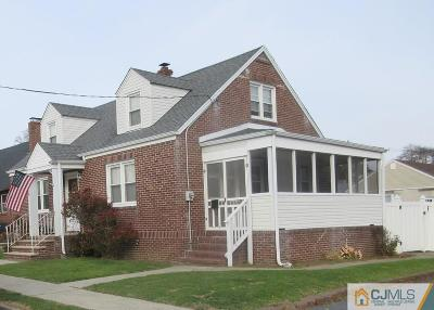Sayreville Single Family Home For Sale: 10 Outlook Avenue