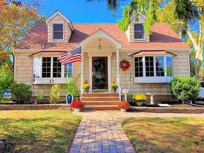 Edison Single Family Home For Sale: 23 Runyon Avenue